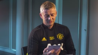 Ole Gunnar Solskjaer showed off his detective skills by identifying Manchester United players based on their baby photos in a heartwarming ​UEFA video - with...