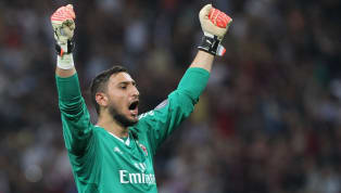 """AC Milangoalkeeper, Gianluigi Donnarumma has opened up on the speculation surrounding his future at the club, revealing that, """"the Rossoneri colours mean a..."""