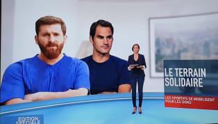 La chaîne de télévision M6 s'est fait remarquer durant le 12.45 Évoquantle sujet dessportifs qui se mobilisent face à la pandémie de coronavirus, une...