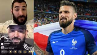 Karim Benzema semble être fan des live Instagram accompagnés de Mohamed Henni ces derniers jours. Cela fait plusieurs fois qu'il donne rendez-vous au...