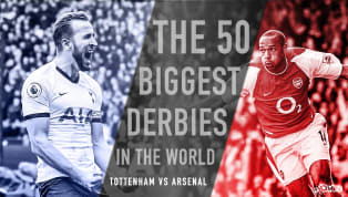 ning The North London Derby is part of 90min's 50 Biggest Derbies in the World Series As far as rivalries go, there aren't many around more iconic than the...