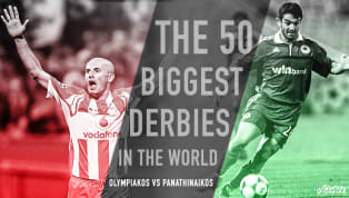 The Derby of the Eternal Enemiesis part of 90min's 50 Biggest Derbies in the World Series Flares, firecrackers and fights. It doesn't exactly transport you...
