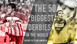 cess El Clásico de Clásicosis part of 90min's 50 Biggest Derbies in the World Series ChivasGuadalajara and Club America. There's a reason this match is often...