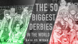 The Casablanca Derby is part of 90min's 50 Biggest Derbies in the World Series ​You probably haven't heard of any of the players involved. You might not have...