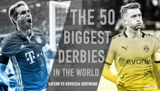 Der Klassiker is part of 90min's 50 Biggest Derbies in the World Series It might be called Der Klassiker, but Bayern Munich's rivalrywith Borussia Dortmund...