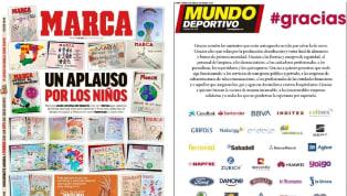 Los principales medios deportivos españoles en prensa escrita han querido dar protagonismo a las personas que más se están dejando la piel en acabar cuanto...