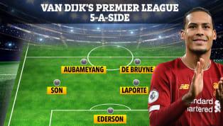 Virgil van Dijk đã chọn ra đội hình 5 cầu thủ mà anh ưa thích nhất, trong đó có đến 3 cầu thủ thuộc biên chế Manchester City. Với những tiêu chí riêng và sự...