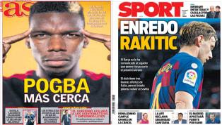 El diario valenciano abre ne portada con el futbolista brasileño del Valencia, Gabriel Paulista que en estos momentos de crisis decidió mandar un cargamento...