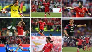 Esta sería la increíble plantilla, de 25 jugadores, que tendría el Benfica de no haber vendido a todos estos grandes jugadores a lo largo de los últimos años....