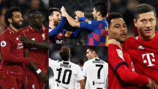 Điểm mặt 25 cặp đồng đội sở hữu hiệu suất ghi bàn và kiến tạo hiệu quả nhất bóng đá Châu Âu hiện tại. Thông tin được Transfermarkt tổng hợp và 90min trích...