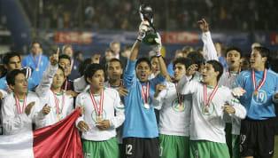 Pasaron ya casi 15 años de aquella primera hazaña a nivel Sub-17 de la selección mexicana, en la final del certamen en octubre del 2005 en Lima, Perú. El...