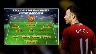 Huyền thoạiRyan Giggs gây bất ngờ khi chọn ra đội hình trong mơ bao gồm những người đã từng thi đấu với anh tạiManchester United. Những tưởng cái tên...