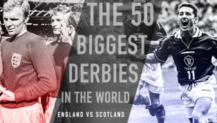 ​The England-Scotland Derby is part of 90min's 50 Biggest Derbies in the World Series If you've ever had the misfortune (or fortune) of watching an England...