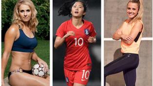 Bóng đá nam có những cầu thủ điển trai như Cristiano Ronalo, Marco Reus... thì bóng đá nữ cũng có nhiều cầu thủ đầy quyến rũnhưng ít được biết đến. Hãy cùng...