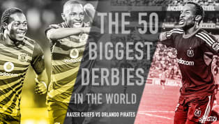 The Soweto Derby is part of 90min's 50 Biggest Derbies in the World Series Not only do Kaizer Chiefs and Orlando Pirates have two of the coolest club names in...