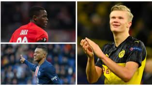 Le football actuel ne manque pas de grands talents.Lorsque l'on prend connaissancedes dix meilleurs buteurs de 23 ans ou moins en Europe, on réalise...