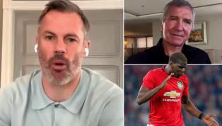 """Hai huyền thoạiJamie Carragher và Graeme Souness củaLiverpoolđồng loạt lên tiếng sau khi Paul Pogba đưa ra những phát biểu thiếu tôn trọng dành cho """"bậc..."""