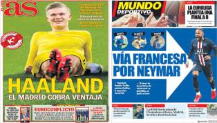 Los rumores sobre los posibles fichajes que veremos en el próximo mercado copan las portadas de los diarios deportivos en España con tres nombres propios:...