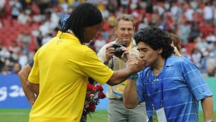 ​Argentina's greatest ever footballer ​Diego Maradona has come out in support of the legendary ​Ronaldinho, insisting that the Brazilian isn't a criminal....