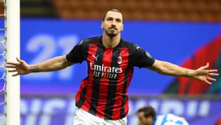 """Zlatan Ibrahimovic avrebbe potuto giocare nel Napoli. Lo stesso Aurelio De Laurentiis, a ottobre 2019, parlò così dello svedese: """"Potrebbe essere un desiderio..."""