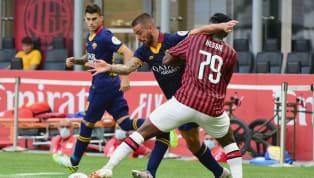 AC Milan dan AS Roma akan berhadapan dalam pertandingan pekan kelima Serie A 2020/21. Laga ini mempertemukan pemuncak klasemen sementara dengan tim yang...