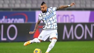 L'Inter tira un sospiro di sollievo sulle condizioni di Arturo Vidal, sostituito da Antonio Conte alla fine del primo tempo del match del Franchi contro la...