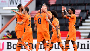ies Newcastle United made it five games unbeaten with a convincing 4-1 victory over a relegation threatened Bournemouth side at the Vitality Stadium on...