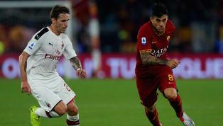 Milan hat gleich die AS Rom zu Gast. Wir haben die Aufstellungen für euch. AC Mailand Our starting line-up for #MilanRoma C'mmoooon lads! ?? Ecco la nostra...