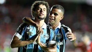 O crescimento do Grêmio é uma realidade, e sem alguns jogadores que, na teoria, eram considerados titulares de Renato Portaluppi. Será que isso está começando...