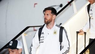 Lionel Messi volvió a dar de que hablar el día de hoy al regresar a Barcelona después de disputar los dos compromisos de Eliminatoria con la Selección de...
