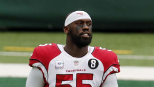 Chandler Jones is ready to team up with J.J. Watt in Arizona. The future Hall-of-Fame pass-rusher announced on his person Twitter page that he's signing with...