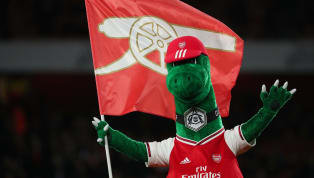 uit? Finally, the feel-good story we've all been waiting for - Gunnersaurus is back from the brink of extinction! Everyone's favourite prehistoric felt...