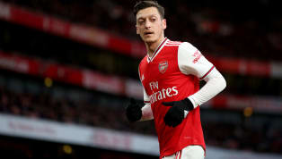 Mesut Özil was ruled out of Arsenal's FA Cup quarter-final victory with Sheffield United because of a minor back injury. The German has yet to play for the...