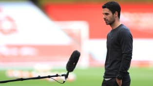 Arsenal head coach Mikel Arteta has admitted that his players may be benefitting from playing behind closed doors. The Gunners endured a dismal return to...
