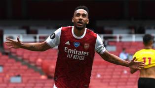 Der FC Arsenal hat die wohl wichtigste Personalie in seinem Kader geklärt: Pierre-Emerick Aubameyang bleibt den Gunners erhalten und verlängert seinen Vertrag...