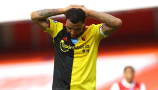 tion Watford's five year stay in the Premier League came to an end on Sunday as Arsenal's 3-2 win, coupled with Aston Villa's draw with West Ham, condemned...