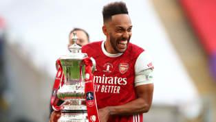 Zwei Tore gegen Manchester City, zwei Tore gegen den FC Chelsea: Pierre-Emerick Aubameyang hat den FA Cup im Alleingang für den FC Arsenal gewonnen. Der...