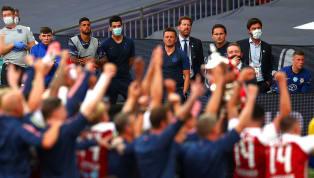 ข้อมูลการแข่งขัน การแข่งขัน : ฟุตบอล เอฟเอ คัพ รอบชิงชนะเลิศ วันแข่งขัน : วันเสาร์ที่ 1 สิงหาคม 2020 คู่แข่งขัน :อาร์เซนอล2-1เชลซี สนาม : เวมบลีย์ 1....