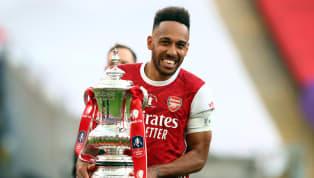 Grand artisan du sacre des Gunners en finale de la FA Cup face à Chelsea (2-1), Pierre-Emerick Aubameyang a été logiquement adulé sur les réseaux sociaux....
