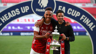 Arsenal are said to be putting the 'finishing touches' on a new three-year contract for Pierre-Emerick Aubameyang after the forward 'verbally agreed' a new...