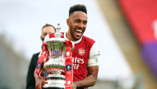 Arsenal have confirmed striker and captain Pierre-Emerick Aubameyang has signed a new three-year deal with the club. Aubameyang was the Gunners' star...