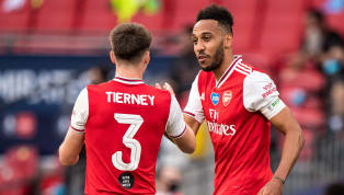 lash Arsenal have received good news about Pierre-Emerick Aubameyang's fitness, while an appeal has been launched against Kieran Tierney's enforced quarantine...