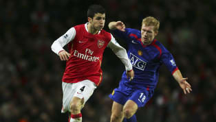Former Arsenal superstar Cesc Fabregas has revealed that Paul Scholes and Steven Gerrard were the two Premier League midfielders he admired the most during...