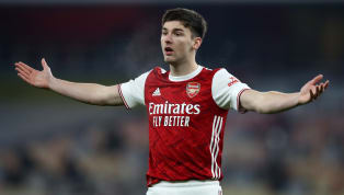 Kieran Tierney was omitted from Arsenal's Premier League squad for the 0-0 draw with Crystal Palace on Thursday night as a precaution due to muscle tightness....