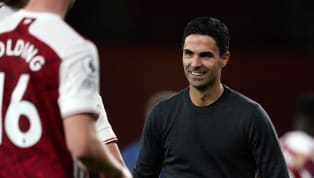 HLV Mikel Arteta cập nhật tình hình của Arsenal trong trận đấu với Leicester City tại Carabao Cup. Arsenal sẽ không có được sự phục vụ của những cầu thủ chủ...