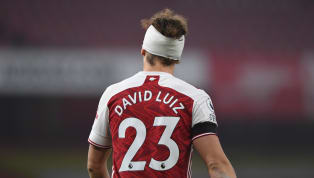 Arsenal have confirmed that David Luiz will not be involved in Thursday night's Europa League game against Rapid Vienna as a result of the cut he suffered...