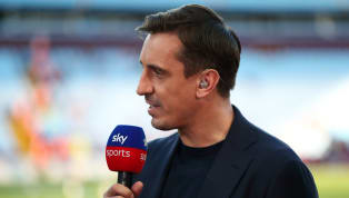 ield Exclusive - Former Manchester United captain Gary Neville has admitted he's relishing the prospect of seeing Paul Pogba and Bruno Fernandes in the same...