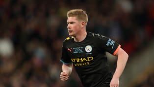Huấn luyện viên Roberto Martinez khẳng định, tiền vệ Kevin de Bruyne sẽ cân nhắc chia tay Manchester City trong trường hợp đội bóng chủ sân Etihad bị cấm tham...