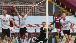 ines The Premier League got back underway once again on Wednesday after three months, as Aston Villa played out a controversial 0-0 draw with Sheffield United...