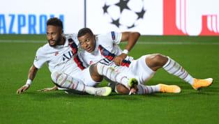 Am Mittwochabend konnte Paris Saint-German die Partie im Viertelfinale der Champions League auch durch Neymar und Kylian Mbappé noch gegen Atalanta Bergamo...